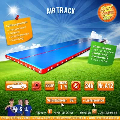 Airtrack mieten