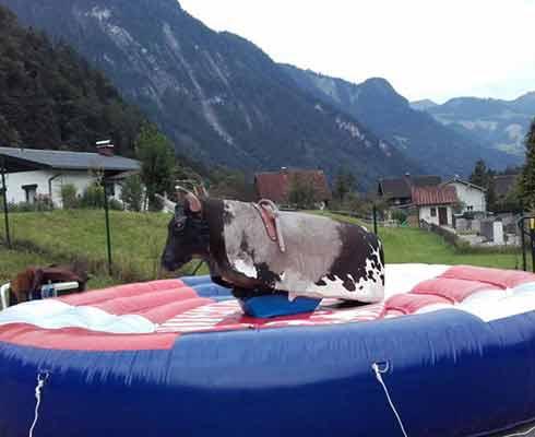 Bull Riding mieten Rodeo