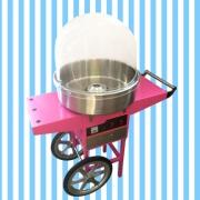 Zuckerwattenwagen mieten