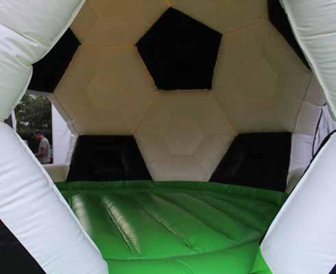 Hüpfburg Fußball Verleih