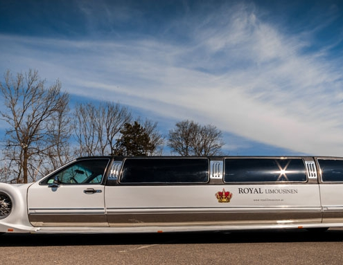 Stretchlimousine Lincoln Excalibur 1