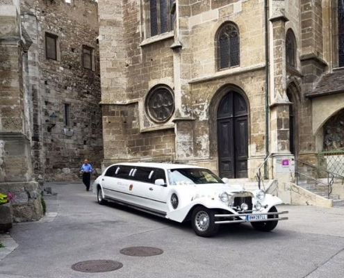 Stretchlimousine Lincoln Excalibur 2