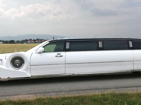 Stretchlimousine Lincoln Excalibur 3