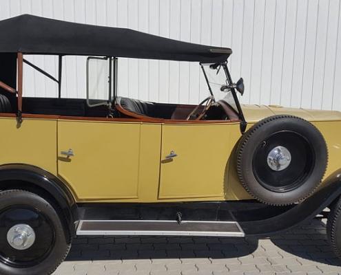 Der Originale Indiana Jones Wagen