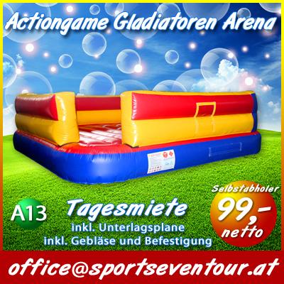 Gladiatoren Arena mieten