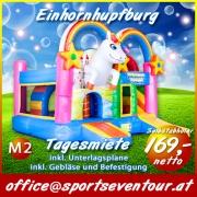 Hüpfburg Wien mieten
